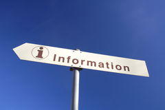 Information stock photography