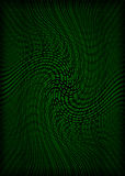 Information Abstraction. Abstract texture of the binary code on a black background vector illustration
