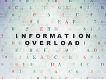 Information concept: Information Overload on Stock Images