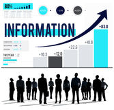 Information Data Research Facts Source Concept Royalty Free Stock Photo