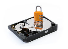 Information and Data security Stock Image