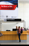 Information desk Royalty Free Stock Images