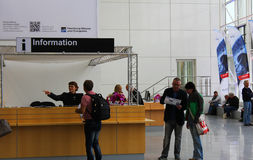 Information desk Royalty Free Stock Photography