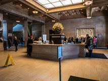 Great Information Desk Inside Art Institute Of Chicago Royalty Free Stock  Photography Awesome Ideas
