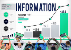 Information Facts Details Data Knowledge Concept Stock Photography