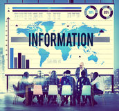 Information Facts Research Result Source Concept Royalty Free Stock Photo