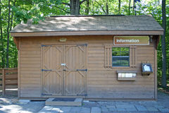 Information Hut Stock Photos