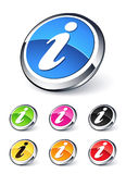 Information icon Royalty Free Stock Image