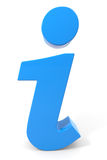 Information icon. Stock Photos