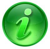 Information icon. Stock Image