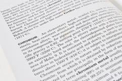 information om krom arkivfoton
