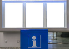 Information point Royalty Free Stock Images