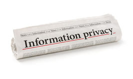 Information privacy Stock Photo