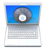 Information protection Stock Image