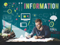 Information Research Imagination Facts Concept Stock Photos