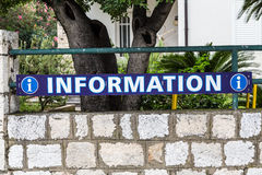Information Stock Photos