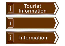 Information sign Royalty Free Stock Images