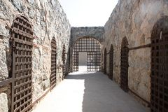 YUMA Territorial Prison State Historic Park Royalty Free Stock Photo