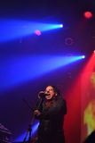 Information Society Concert Royalty Free Stock Photo