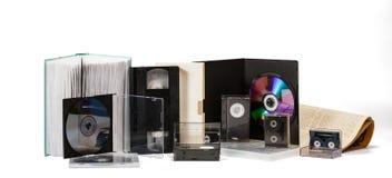 Information storage Stock Photo
