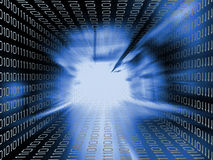 Information superhighway Stock Photography