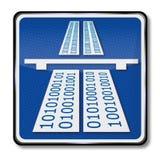 Information superhighway Stock Photos