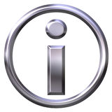 Information Symbol Royalty Free Stock Image
