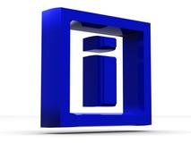 Information. Symbol Royalty Free Stock Photos