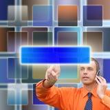 Information technologies Royalty Free Stock Photos