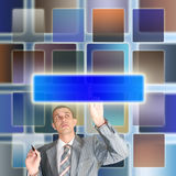 Information technologies Stock Images