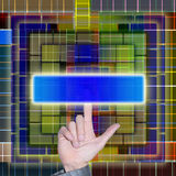 Information technologies Royalty Free Stock Image