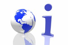 Information technology Stock Photo