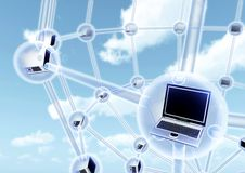 Information Technology Concept royalty free stock photography