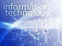 Information technology illustration vector illustration
