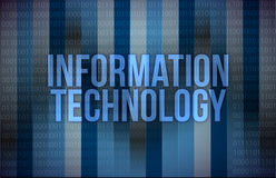 Information technology, Internet Concept Royalty Free Stock Photography