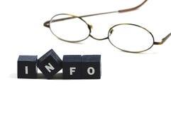 Informationen Lizenzfreie Stockfotografie