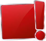 Informationsknopf Lizenzfreies Stockbild