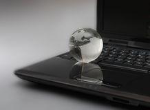 Informationstechnologie. Stockfoto