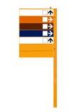 informationstecken royaltyfri illustrationer