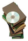 Informationsträgerfortschritt Lizenzfreie Stockbilder