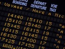 Informationsvorstand Lizenzfreies Stockfoto