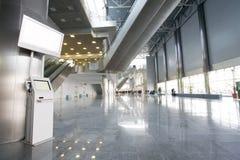 informativ terminal Royaltyfri Bild