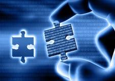 Informazione Immagine Stock