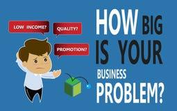 Informazione-grafico di affari Immagini Stock