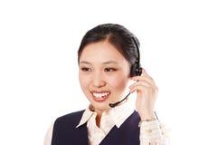 informazioni della call center   Fotografia Stock