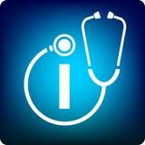Informazioni mediche Fotografia Stock Libera da Diritti