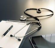 Informe médico libre illustration