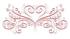 Informe ornamental Fotos de archivo libres de regalías