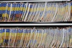 Informes médicos Imagen de archivo