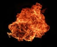 Inforni l'esplosione Immagini Stock